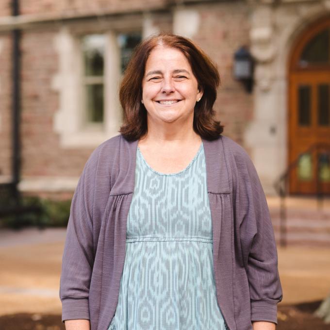 Headshot of Carolyn Herman