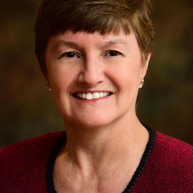 Headshot of Joan Downey